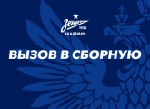 Six Zenit players called-up for Russia U17s