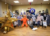 Zenit start our New Year social programme