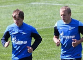Smolnikov and Arshavin to start vs. Anzhi