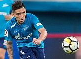 Zenit - SKA-Khabarovsk: Kranevitter suspended for the game