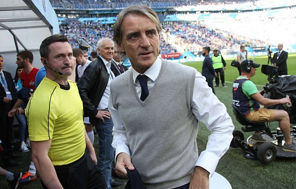 "Roberto Mancini: ""I decided to leave Zenit three months ago"""