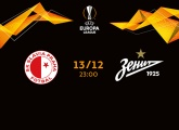 Slavia Prague v Zenit: It's our final game of 2018