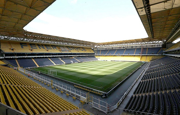 Fenerbahce v Zenit: 35,000 are expected at the match