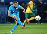 Igor Denisov to continue his career in Anzhi