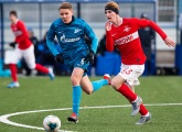 Photos from the #YFLRussia as Zenit face Spartak Moscow