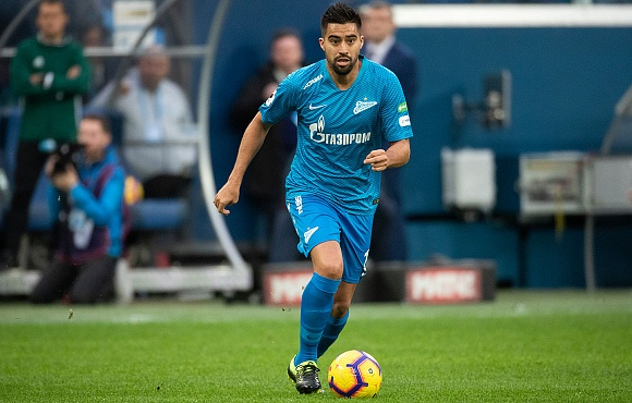 Christian Noboa played for Ecuador for the first time in 18 months