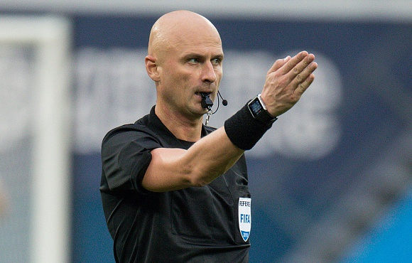 Referee appointment made for Zenit v Rostov