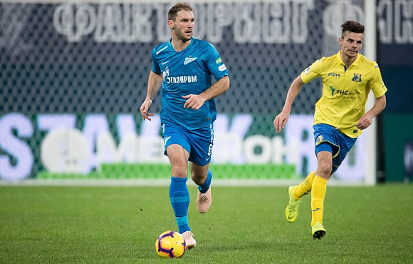 "Branislav Ivanovic: ""Now I'm giving everything to Zenit and preparing for the next game"""