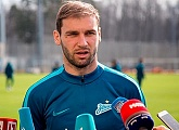 "Branislav Ivanovic: ""When we were on the metro I felt that the city was with us and we were with the city"""