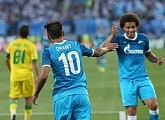 Zenit returns to the Champions League!