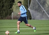 The team has started their preparations for «Dynamo», Garay has made it to Udelny Park