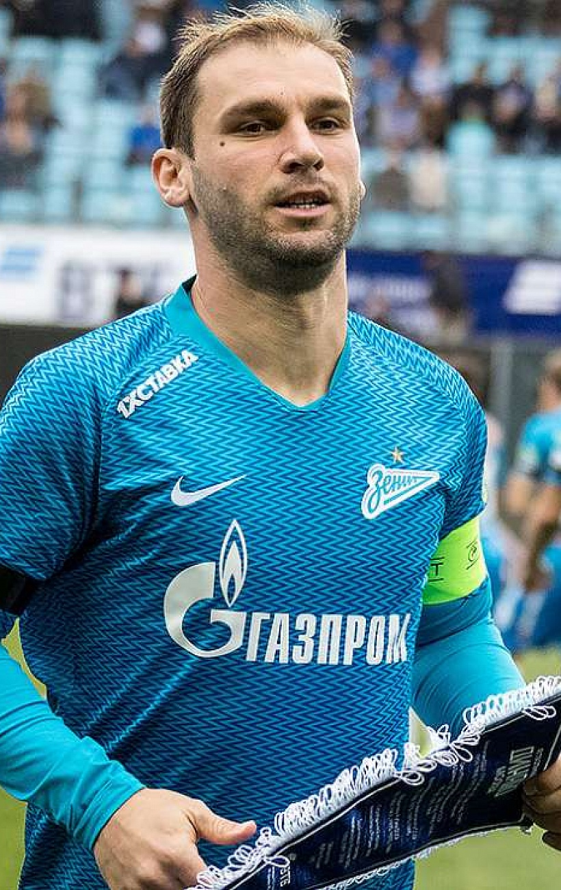 "Branislav Ivanovic: ""Zenit don't have time to get upset"""
