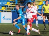 Photo report from the MSA Petrovsky as Zenit U19s defeated Spartak U19s