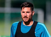 "Javi Garcia: ""I am glad to be able to work again with Mancini and his coaching staff"""