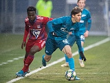 Photo report of Zenit v Lyon in the UEFA Youth League
