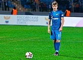Oleg Shatov is out until the end of the year through injury