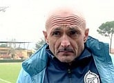 Spalletti comments on Zenit — Prato (in Italian and Russian)