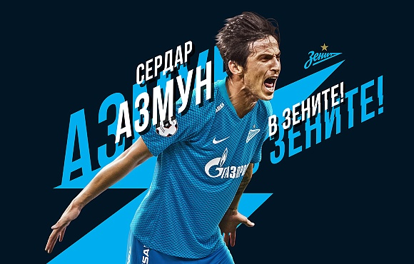 Sardar Azmoun signs for Zenit!
