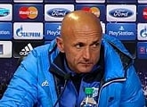 Luciano Spalletti`s press conference after Zenit — Borussia Dortmund