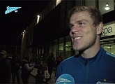 Alexander Kokorin on his double strike with Zenit-TV