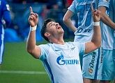 Giuliano is Zenit's top scorer for the 2016/17 season