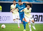 Highlights of Zenit v Fenerbahce from Zenit-TV