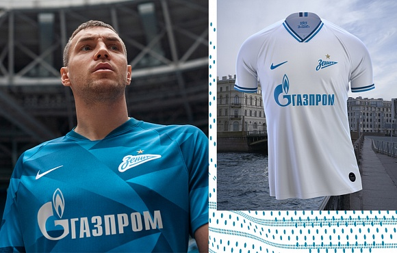 All as one: Zenit and Nike present our new kit for the 2019/20 season