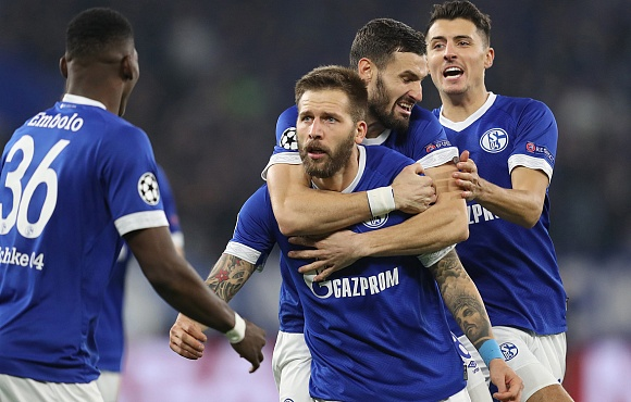 Zenit v Schalke 04: Facts about our guests this Sunday