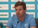Andre Villas-Boas press conference after playing Karlsruher SC