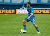 "Alexander Yerokhin: ""I would like to thank the fans for their support at the Petrovsky"""