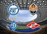 Tickets to Zenit`s matches in the United Tournament to be sold in Kiev and Donetsk