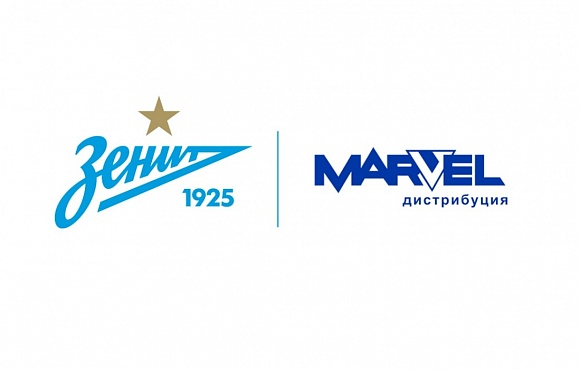 Zenit start cooperation with Marvel