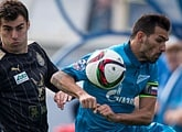 «Zenit» — «Rubin»: a photo report from «Petrovsky»