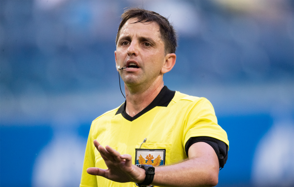 Referee apointment made for #RostovZenit