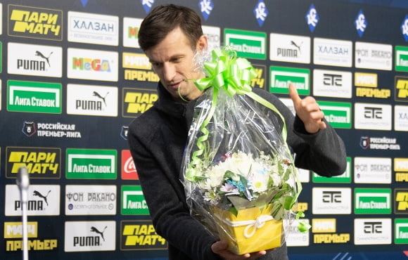 Zenit take all three RPL awards for October