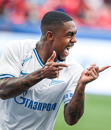 "Malcom: ""I want to make history at Zenit!"""