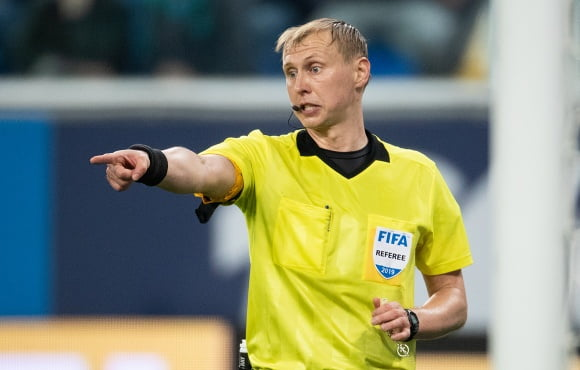 Referee appointment made for Rubin Kazan v Zenit