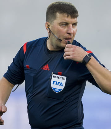 Referee appointment made for Akhmat v Zenit