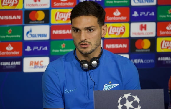 "Magomed Ozdoev: ""Depay and rest of the Lyon attack can cause us problems"""