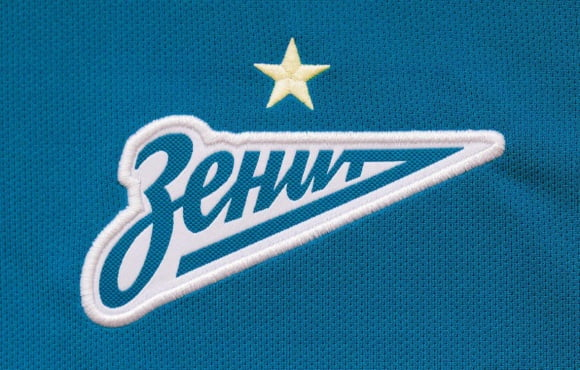 «Zenit's» playing jersey just got their first championship star