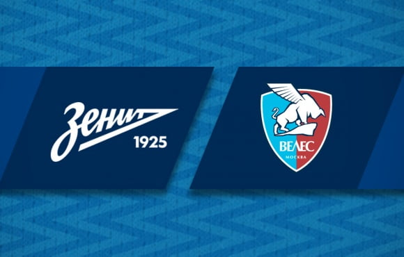 Zenit-2 host Veles Moscow on 10 September