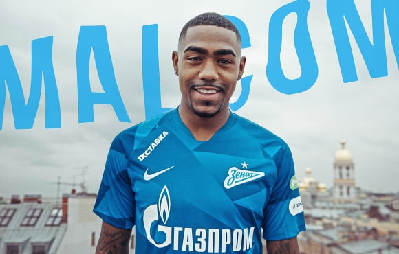 Malcom is at Zenit!