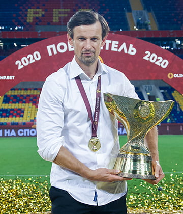 "Sergei Semak: ""Winning is wonderful!"""