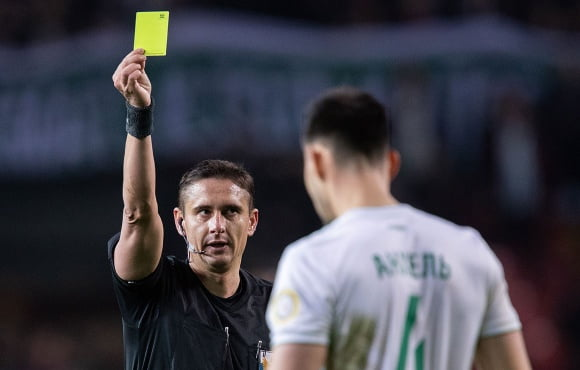 Referee appointment made for #ZenitRubin