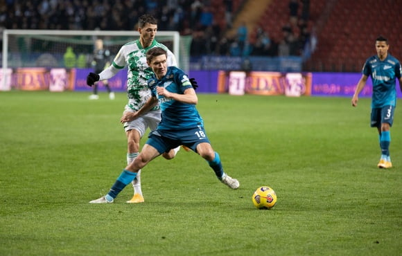 Akhmat 2-2 Zenit: A point taken in Chechnya