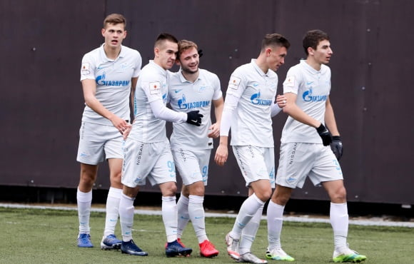Derby day delight for Zenit 2