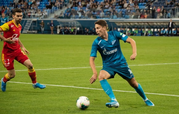 "Daler Kuzyaev: ""The injury is behind me now"""
