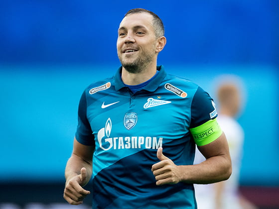 Zenit score six as Ufa are crushed in the RPL